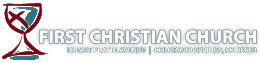 First Christian Church :: 16 East Platte Avenue :: Colorado Springs, CO 80903